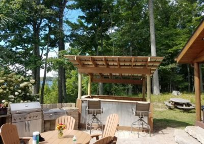 Recently added tiki bar